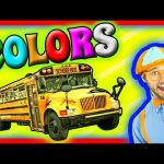 Learn Colors, Teach Colors, Color Songs for KIDS – Color Yellow