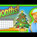 Nursery Rhymes – Months of the Year Song