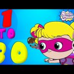 Numbers Adventure 1 to 80 Numbers Song Learn Numbers Preschool Song,Kids Bottle Squad kids tv S01E15