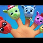 Pigs Finger Family Nursery Rhymes Songs For Children Rhymes For  Baby Kids Tv Nursery Rhymes S03EP27