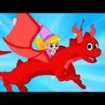 Princess and her magic pet dragon Morphle! Cartoons for Kids With Superhero Morphle + Princess Mila