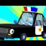 Wheels On The Police Car Nursery Rhymes Songs For Kids Car Rhyme Kids Tv Nursery Rhymes S03EP26