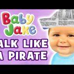 Baby Jake – Talk Like a Pirate Day