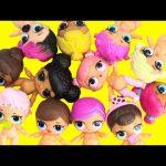 L.O.L. Dolls Dress Up