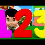 Number Song | Kindergarten Nursery Rhymes For Toddlers | Video For Children by Kids Tv