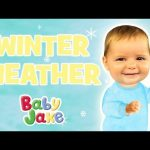 Baby Jake – Winter Weather | Snowy Season