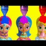 Shimmer and Shine Learn Colors and Opposites