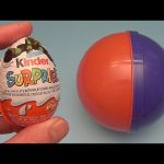 TMNT Kinder Surprise Egg Word Jumble! Spelling Backyard Birds!  Lesson 1