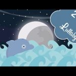 🌸 2 HOURS 🌸 DOLPHIN LULLABY for Babies to go to Sleep | Kids Music | Baby LULLABY songs go to sleep