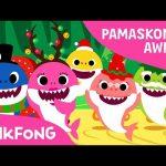 Mga Namamaskong Pating | Baby Shark | Pamaskong Awitin | Pinkfong Songs for Children