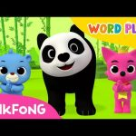 Panda | Word Play | Pinkfong Songs for Children