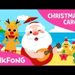 Summer Santa | Christmas Carols | Pinkfong Songs for Children