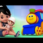 Miss Polly Had A Dolly | Bob The Train | Rhymes For Kids