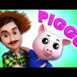Piggo Was His Name | Junior Squad Cartoons For Kids