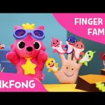 Shark Finger Family | Finger Puppets | Pinkfong Plush | Pinkfong Songs for Children