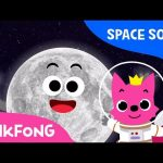 Moon | Space Song | Pinkfong Songs for Children