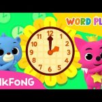 Telling Time | Word Play | Pinkfong Songs for Children