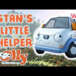 Olly the Little White Van – Stan's Little Helper | Cars For Kids | Wizz | Cartoons for Kids