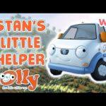 Olly the Little White Van – Stan's Little Helper | Cars For Kids | Wizz | Cartoons for Kids