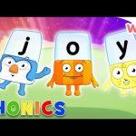 Phonics – As Easy As ABC | Alphablocks | Wizz | Cartoons for Kids