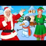 Alphabet Christmas – ABC Christmas Song for Kids 🎄 Learn the alphabet and phonics this Christmas