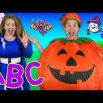 Alphabet Halloween – ABC Halloween Song 🎃 Learn the alphabet & phonics | Bounce Patrol