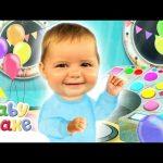 Baby Jake – Magic Buttons | Full Episodes | Yaki Yaki Yogi | Cartoons for Kids