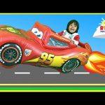 CARS 3 DISNEY PIXAR Biggest Surprise Toys Collection Opening! Lightning McQueen Car Race Kids Video