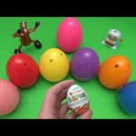Kinder Surprise Egg Learn-a-Word! Spelling Cambrian Life!  Lesson 2