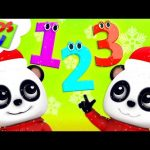 Learn Numbers With Santa | Baby Bao Panda | + More Christmas Songs & Rhymes – Kids TV