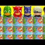 PJ Masks Mashems Learn Colors and Counting
