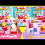 Soft 'N Slo Squishies Peel 2 Reveal Mystery Figure Playset