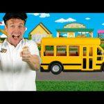 Wheels on the Bus – Nursery Rhymes and Kids Songs
