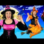 Witches on Halloween – Kids Halloween Song 🎃