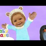 Baby Jake – Sliding With Pengy Quin | Full Episodes | Yaki Yaki Yogi | Cartoons for Kids