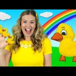 Five Little Ducks   Kids Songs & Nursery Rhymes   Learn to Count the Little Ducks