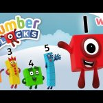 Numberblocks – Learn to Count | Happy Numbers | Wizz | Cartoons for Kids