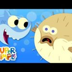 10 Little Fishies – Featuring Baby Shark! | Kids Songs | Super Simple Songs