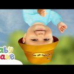Baby Jake – Upside-Down Adventures | Full Episodes | Yaki Yaki Yogi | Cartoons for Kids