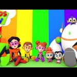 Colors Of The Rainbow Song | The Supremes | Kindergarten Learning & Children Rhymes – Kids TV