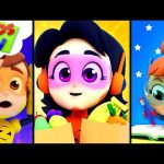 In A Minute | The Supremes Cartoons | Kindergarten Videos For Children – Kids Tv