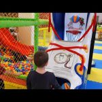 Indoor playground fun for kids and family. Video 2017