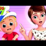 No No Song | Junior Squad | Nursery Rhymes & Songs For Babies – Kids TV
