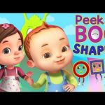 Peekaboo – Shapes Song | Baby Ronnie Rhymes | Videogyan 3D Rhymes | Kids Songs Cartoon Animation