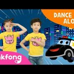 Police Car Dance | Dance Along | Pinkfong Songs for Children