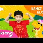 Baby T-Rex | Dance Along | Pinkfong Songs for Children