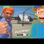 Blippi and the LAPD Helicopter | Educational Videos for Kids