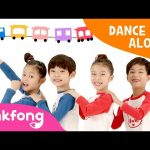 Choo-Choo Train | Dance Along | Pinkfong Songs for Children