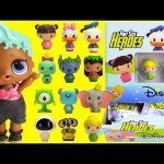 Disney Pint Size Heroes LOL Pearl Limited Edition Precious Game Toy Video