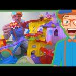 Educational Blippi Videos for Children | Learning Movement Verbs for Kids